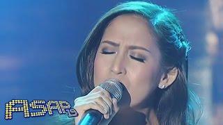 Jolina Magdangal sings her hits on ASAP!