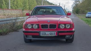 How to import a cheap V8 BMW E34 from Germany!
