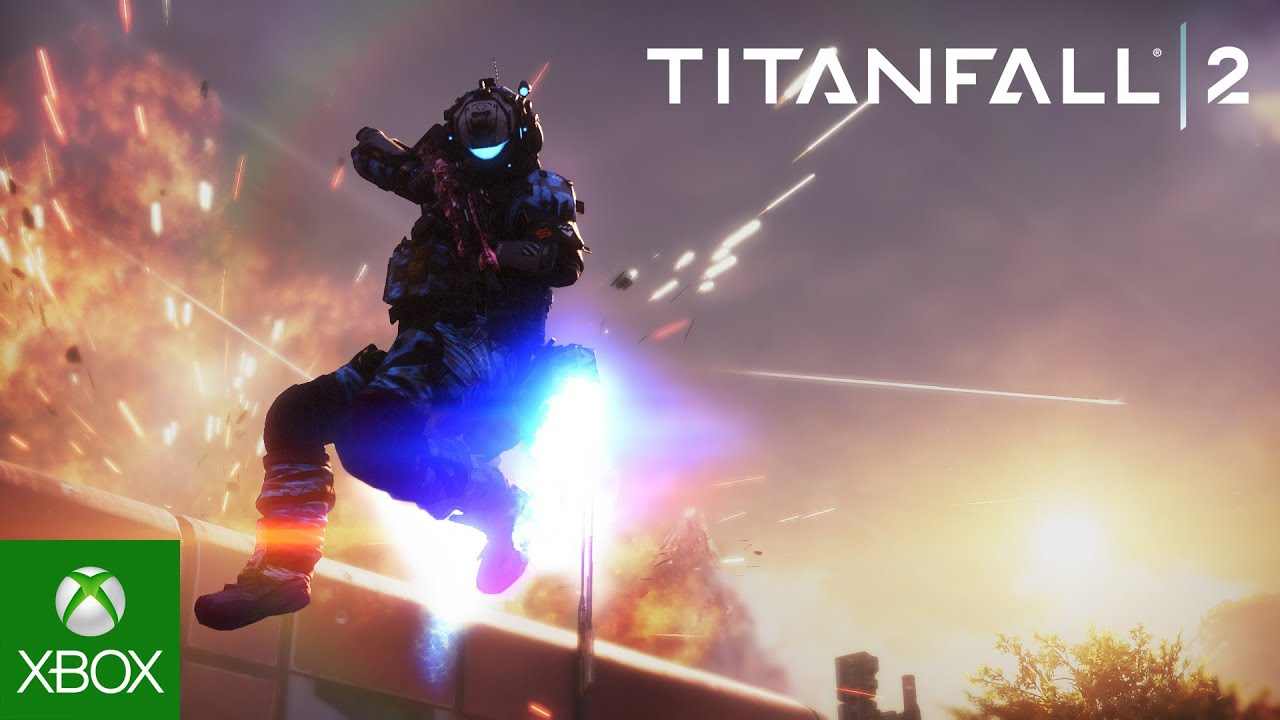 Titanfall 2: Pilots Gameplay Trailer