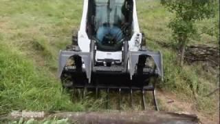 Bobcat Root Grapple