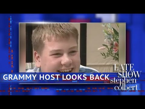 James Corden: Ready To Host The GRAMMY's Since He Was 15