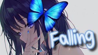 Nightcore - Falling (Lyrics)