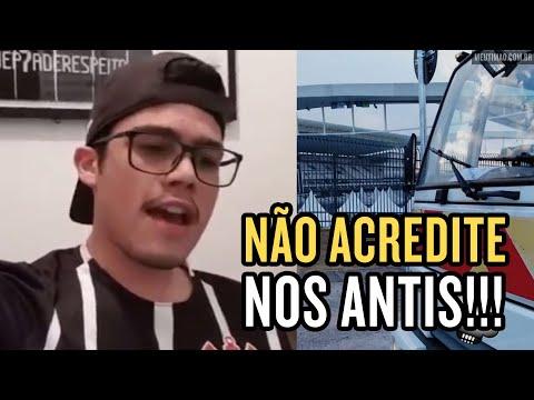 Mais uma fake news contra o Corinthians