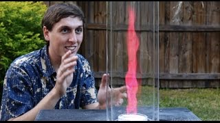 Best Fire Tornado - DIY - no moving parts!