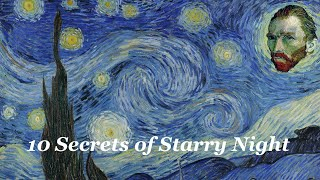 10 Secrets of Starry Night by Vincent van Gogh