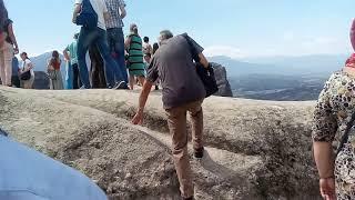 Греция. Экскурсия в Метеоры.