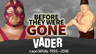 BIG VAN VADER | Before They Were GONE | Leon White Wrestler