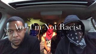 If Trump could rap......Most racist video on the internet -Vo