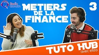 TUTOS DU HUB #3 - Les metiers de la finance en Israel