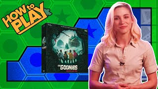 How to Play The Goonies: Never Say Die