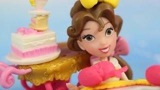Księżniczki Disneya | Frozen & Piękna i Bestia & Kopciuszek | Bajki dla dzieci