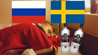HOW RUSSIANS TRAVEL TO SWEDEN