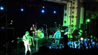 The Dismemberment Plan - Ellen and Ben - Metro, Chicago (15 of 20)