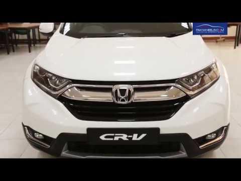 Honda CRV - Walk Around: Price, Specs & Features | PakWheels