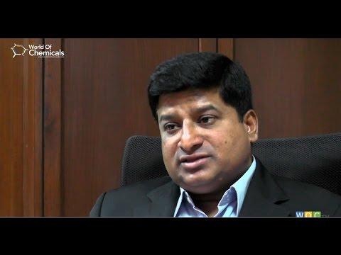 Santosh Nair, CEO, Camson Bio Technologies Ltd. in conversation with Shivani Mody of WOC TV, worldofchemicals.com