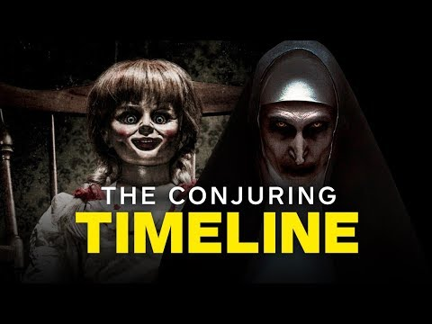 The Conjuring Universe Timeline in Chronological Order