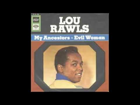 Lou Rawls - Evil Woman