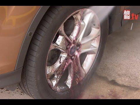 Auto Bild Ratgeber: Felgenreinigung leicht gemacht!