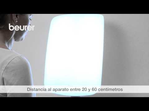 Vídeo de instrucciones de la lámpara de luz diurna TL 90