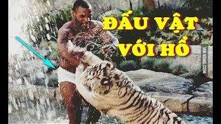 Mike Tyson ĐIÊN RỒ Nuôi Hổ Bengal 230KG Để Tập Đấu Vật Và Đùa Giỡn