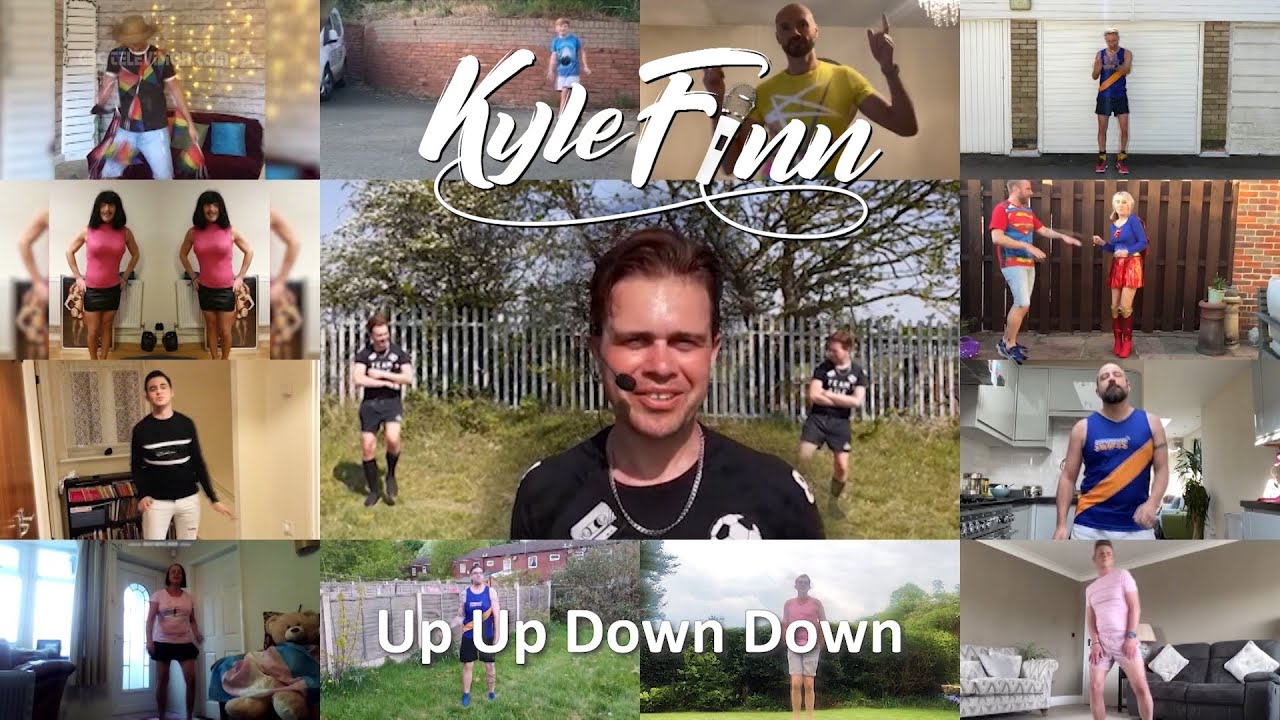 Kyle Finn & Friends - Up Up Down Down