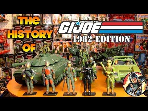 The History of GI Joe: A Real American Hero (1982 Edition)