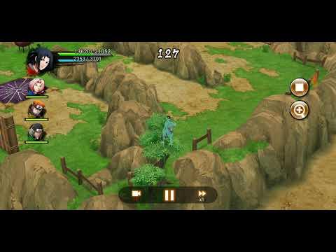 Sasuke v2 gameplay