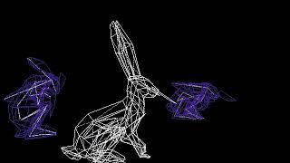 Custom Rigging with Animation Proxy Model - Keyframed test