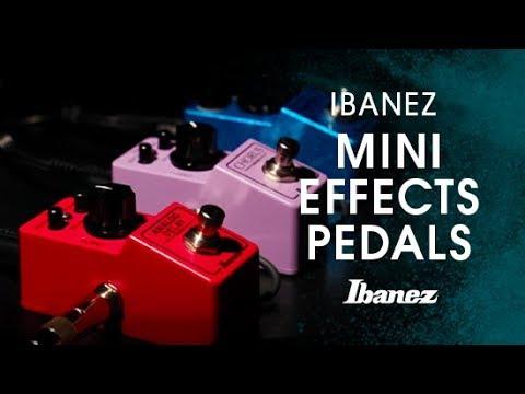 IBANEZ SMMini Super Metal Kytarový efekt