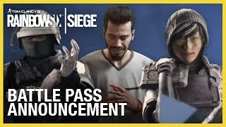 Présentation du Battle Pass de Rainbow Six : Siege