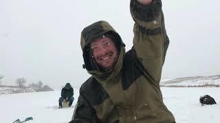 Рыбалка в капустин яр астраханской области зимой