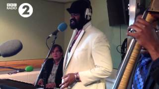 Gregory Porter - 'You Send Me' live on Chris Evans Breakfast Show
