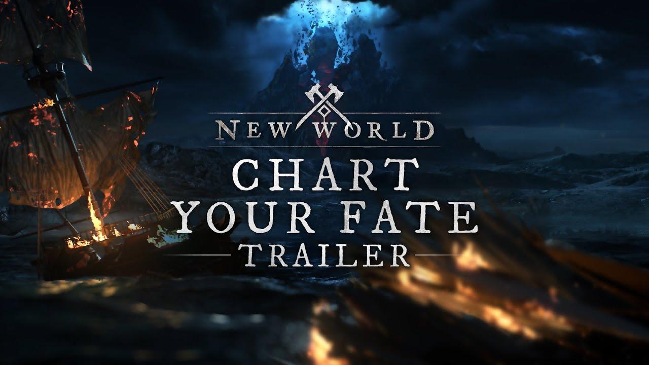 Annunciata la Open Beta di New World prima della data di uscita ufficiale