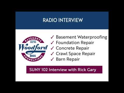 Tom and Mike Woodford on SUNY 102
