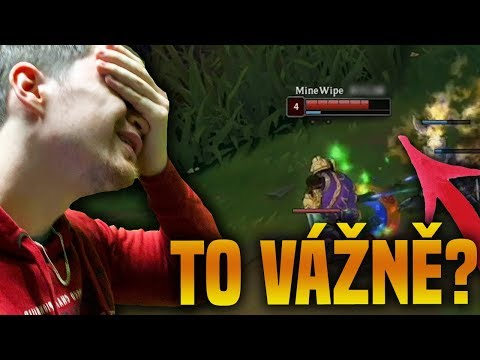 Co to má za nick? - League of Legends