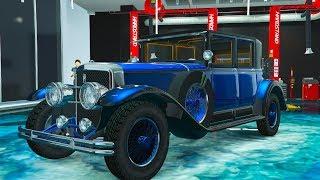 Обзор автомобиля: Albany Roosevelt. Джо в сделку не входил. GTA Online.