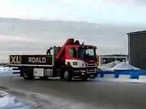 Truck Driving Skills