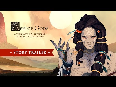 Ash of Gods - Story Trailer thumbnail
