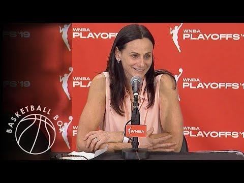 [WNBA Playoffs Round1] Sandy Brondello, Post-Game Press Conference, September 11, 2019