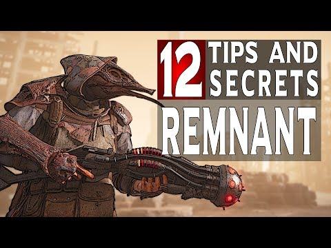 12 Advanced Tips and Secrets for REMNANT FROM THE ASHES You NEED To Know