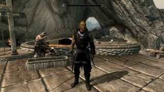 Моды на Skyrim #8 - Облачная броня.