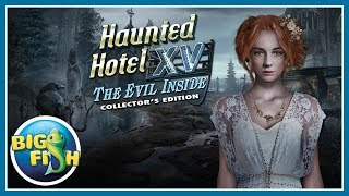 Haunted Hotel: The Evil Inside Collector's Edition video