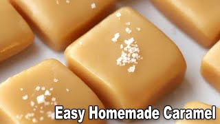 microwave caramels with sweetened condensed milk