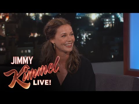Connie Nielsen on Shooting Wonder Woman with Chris Pine
