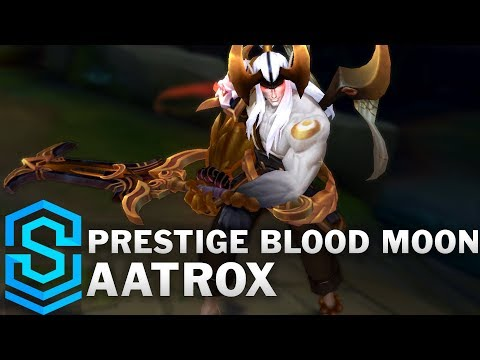 Aatrox Hàng Hiệu - Prestige Aatrox Skin
