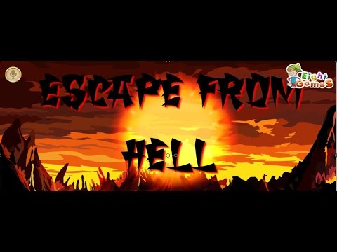 Escape From Hell Eightgames Walkthrough, .