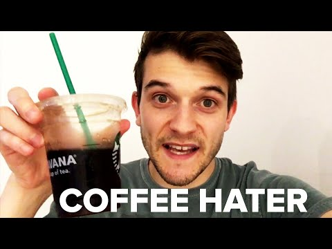 Coffee Hater Drinks Coffee For a Week