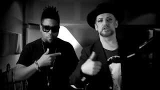 Boy George - In The Studio with Felix Da Housecat