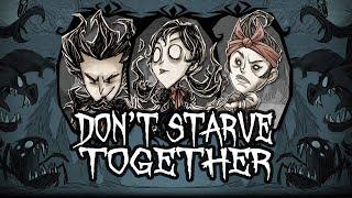 🙈 Wale Loga W Blasku 🙈 Don't Starve Together Sezon 4 #04 W GamerSpace, Tomek90