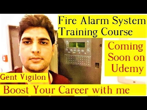 Gent Vigilon Fire Alarm System Training Course Coming Soon on ...